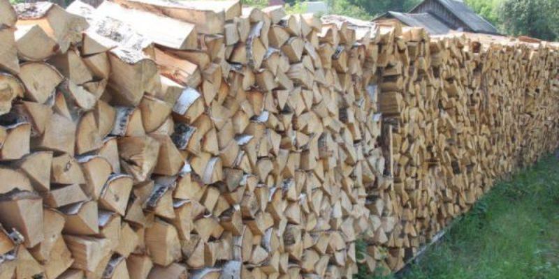 Доставка дров (береза, осина)