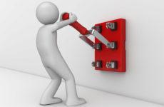 Уведомление о введении ограничения электрической энергии